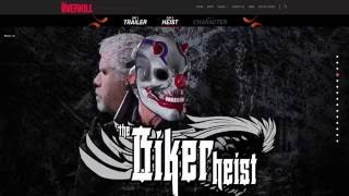 getlinkyoutube.com-Payday 2: Biker Heist Preview