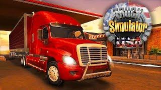 getlinkyoutube.com-Novo Jogo de Caminhão para Celular - Truck Simulator USA (Em Desenvolvimento)