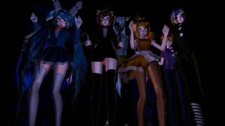 MMD Five Nights at Freddy's 2 Tribute