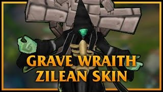 玩家自製極靈SKIN-墳墓幽靈