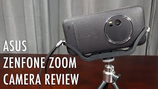ASUS ZenFone Zoom real camera review: attack of the zoom?