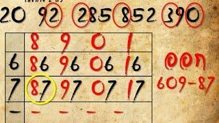getlinkyoutube.com-สูตรหวย 2ตัวล่าง  2/5/59 ให้เลขท้าย2ตัว (เข้า 5 งวด) 2พฤษภาคม 2559 หวยเด็ดงวดนี้