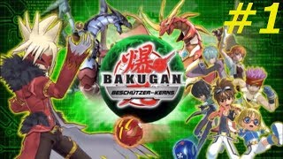 getlinkyoutube.com-Bakugan Defenders of the Core Walkthrough Part 1 [HD]