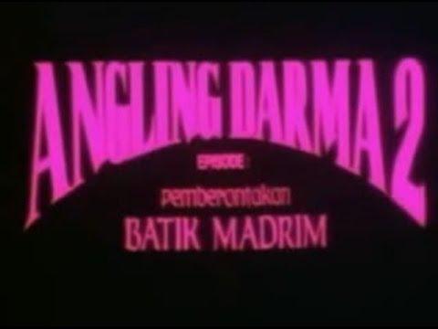 Angling Darma 2   Pemberontakan Batik Madrim