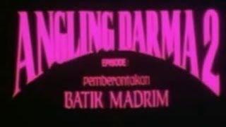 getlinkyoutube.com-Angling Darma 2   Pemberontakan Batik Madrim