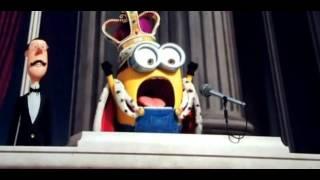 getlinkyoutube.com-Minions King Bob