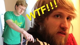 TOM SHAVES MY BEARD OFF!