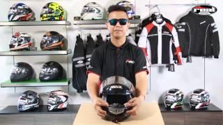 getlinkyoutube.com-Real Helmet - Cyber Air