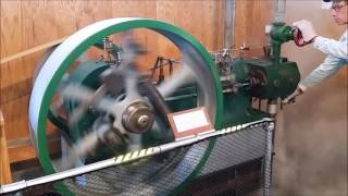 getlinkyoutube.com-Yankee Steam Up 2016 at The New England Wireless & Steam Museum Dedicated to Fred Jaggi (1935-2016)