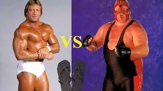 getlinkyoutube.com-Paul Orndorff vs Vader - The Match We Never Saw