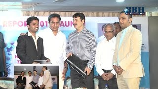 Digithon MoU with TS IT Department at Telangana Government