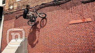 BMX Street Rider Desmond Rhodes - The King Of NYC Streets: Asphalt NYC