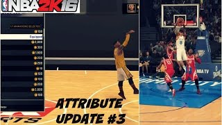 getlinkyoutube.com-NBA 2K16| Attribute update #3 | Best Signature Style moves/ NBA animations - Prettyboyfredo