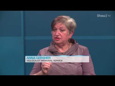 Connect: Anna Gersher, Holocaust Memorial Service