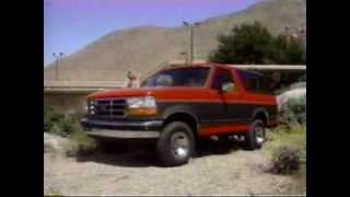 getlinkyoutube.com-1993 Ford Bronco Dealer Training Video