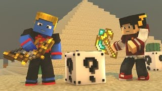 getlinkyoutube.com-Minecraft Mods: ESCADONA - Itens do Faraó ‹ AM3NlC ›