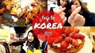 getlinkyoutube.com-✈等了一年的韓國首爾旅行♥ Trip to Seoul, KOREA ♥ 2015