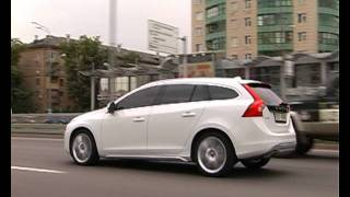 getlinkyoutube.com-тест-драйв Volvo v60 универсал