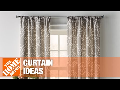 20 Curtain Ideas for Your Home