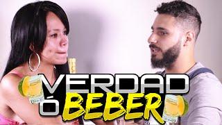 getlinkyoutube.com-► Verdad o Beber | Amigos | Mujer Luna Bella VS DebRyanShow