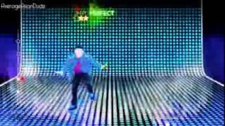 getlinkyoutube.com-Just Dance 4   Good Feeling Extreme   Alternative Mode Choreography   5 Stars