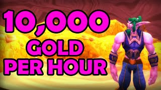 getlinkyoutube.com-Gold Guide WoD - 20000 GOLD PER HOUR - NO Grinding/Professions/Addons Required - 6.0
