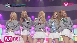 getlinkyoutube.com-Red Velvet, Sweeter than ICE CREAM CAKE [M COUNTDOWN] EP.417