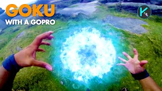 getlinkyoutube.com-Goku with a GoPro (Real life DragonBall Z)