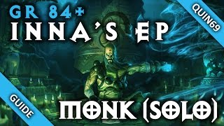 getlinkyoutube.com-D3: GR84+ Inna's EP Monk (Solo | 2.4 | Season 5)