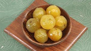 getlinkyoutube.com-home made Avala Muramba recipe - in marathi subtitle