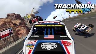 Trackmania Turbo - Release Date Trailer