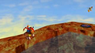 Bird Out of Water (Banjo-Tooie Glitch)