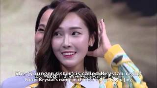 getlinkyoutube.com-[ENG SUB] 20160129 Day Day up Jessica Jung Cut