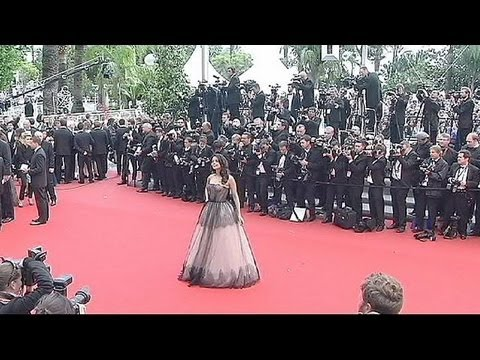 Indian film stars flourish at Cannes Festival