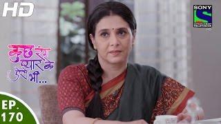 Kuch Rang Pyar Ke Aise Bhi - कुछ रंग प्यार के ऐसे भी - Episode 170 - 24th October, 2016
