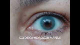 getlinkyoutube.com-Solotica hidrocor all colors JoLens Review Very High Definition sunlight