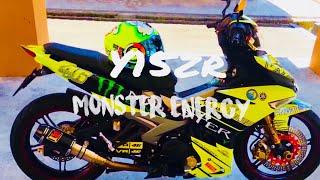 getlinkyoutube.com-Yamaha Y15ZR monster energy