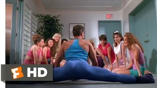 getlinkyoutube.com-Double Impact (1/9) Movie CLIP - Flexibility (1991) HD