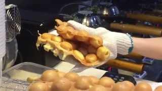 getlinkyoutube.com-egg waffle video