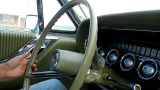 getlinkyoutube.com-1965 Ford Thunderbird cruise around the block