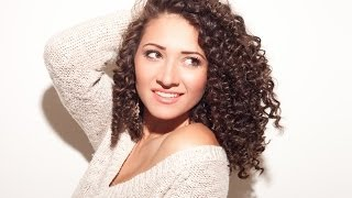 getlinkyoutube.com-How to get Gorgeous Curly Hair- (with a pencil!)