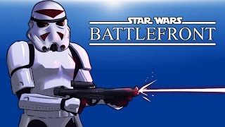 """getlinkyoutube.com-Star Wars Battlefront Beta! (Trying the game out) """"BEST PLAYER EVER"""""""