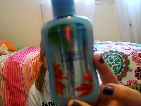 Bath & Body Works Pure Paradise Review & Giveaway!!