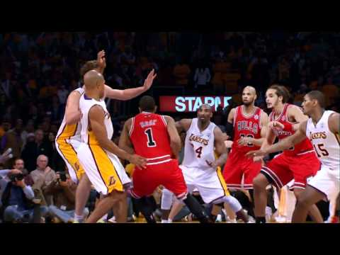Derrick Rose Top 10 Plays of the 2011-2012 NBA Regular Season [HD]