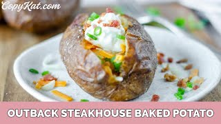 getlinkyoutube.com-Outback Steakhouse Baked Potato