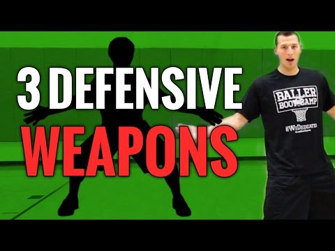 3 Basketball Defense Tips: It's Time To Lock Up