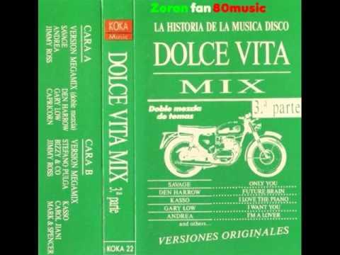 Dolce Vita Mix 3 Original CD Sound