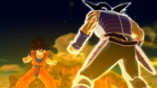 """Dragonball """"ZenouVerse 3"""" Why don't you fix the Timeline yourself for once Saga"""