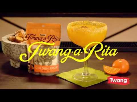Twang-a-Rita Turmeric Margarita