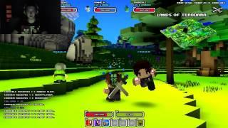 getlinkyoutube.com-Cube World - #1 - Zajebista gra :D + Kamerka /w Zakreble, Cookie M, RimEjk